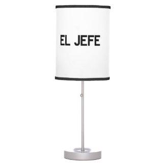 El Jefe Table Lamp