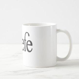"El jefe ""The Boss"" Coffee Mug"