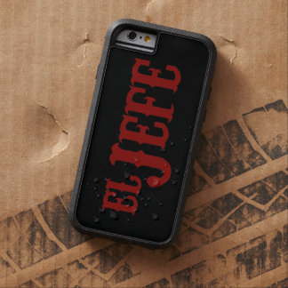 El Jefe Translation The Boss Tough Xtreme iPhone 6 Case
