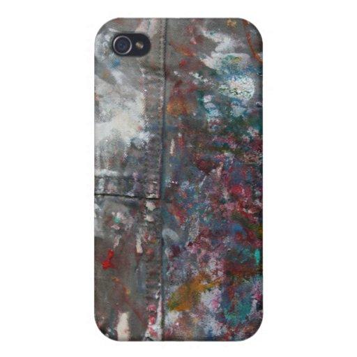 El jengibre Che pintado jadea el caso del iPhone 4 iPhone 4 Protector