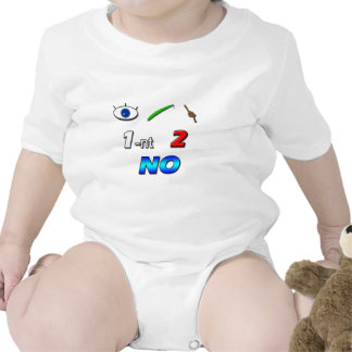 El jeroglífico trajes de bebé