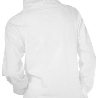 El jersey de las mujeres de la recogida de moneda sudaderas
