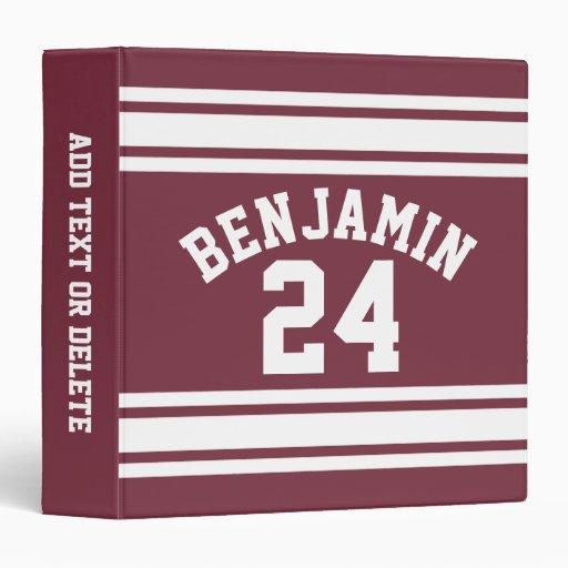 El jersey marrón y blanco raya número conocido de