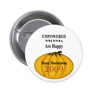 El jGibney 2009Empowed feliz de la serie del artis Pin