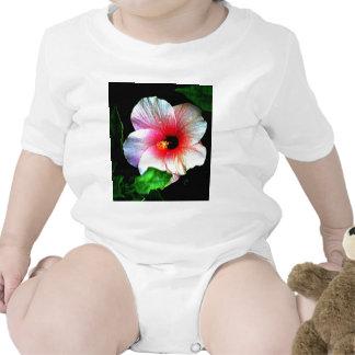 El jGibney Hibiscus72 de la serie de Artitst del M Traje De Bebé
