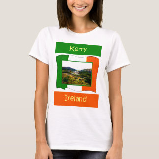 El jGibney Irlanda FlagKerry de la serie del Playera