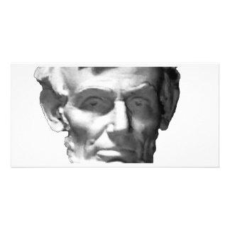 El jGibney Lincoln de la serie del artista del MUS Tarjetas Personales