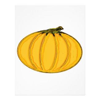 El jGibney Pumpkin7tc100 de la serie del artista d Membrete