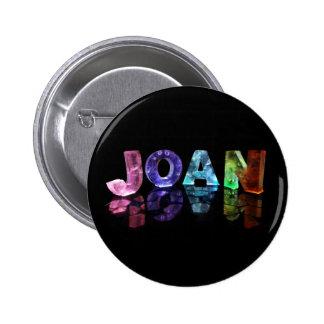 El Joan conocido en 3D se enciende la fotografía Pin