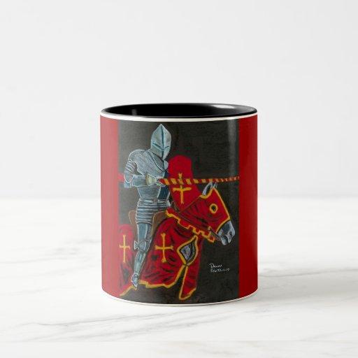 el jouster taza de café