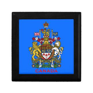 El joyero de los hombres de Canada* Caja De Recuerdo