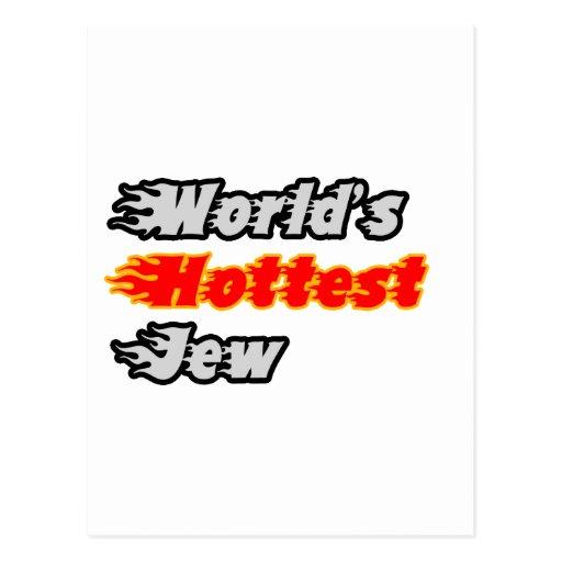 El judío más caliente del mundo tarjeta postal