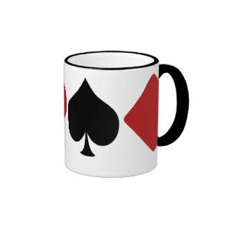 El juego carda la taza