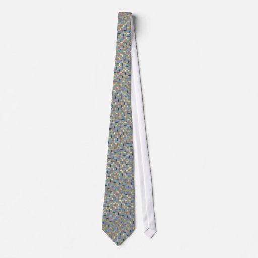 El juego circunda el lazo gris oscuro corbata personalizada