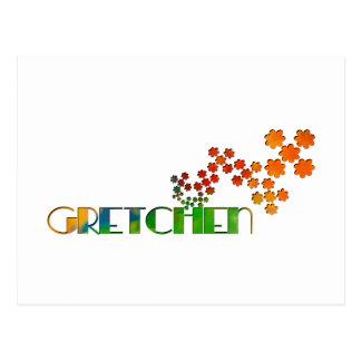 El juego conocido - Gretchen