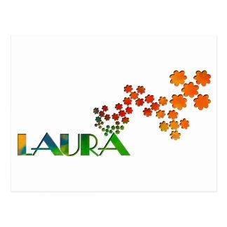 El juego conocido - Laura Tarjetas Postales