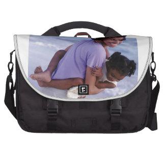 El juego de la madre bolsas de portátil