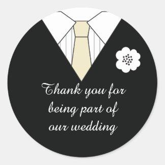 El juego del boda le agradece favorecer a los pega