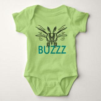 El juego del cuerpo del bebé de BUZZZ Body Para Bebé