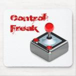 """El juego del """"obseso del control"""" embroma el cojín alfombrillas de raton"""