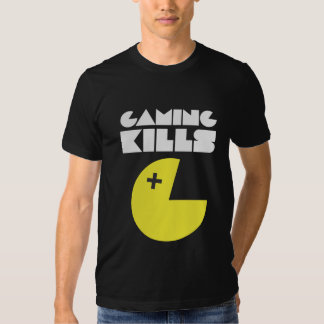 El juego mata a V2 Playeras