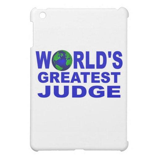 El juez más grande del mundo