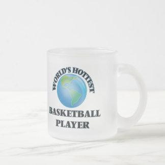 El jugador de básquet más caliente del mundo taza de café