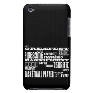 El jugador de básquet más grande de los mejores ju iPod touch Case-Mate carcasas