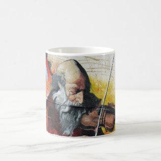 El jugador de violín - tazas