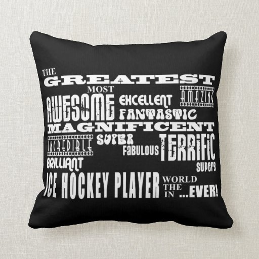 El jugador más grande del hockey sobre hielo de lo