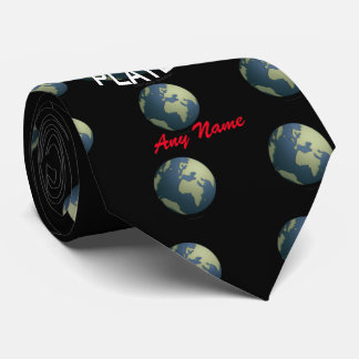 El jugador peor del mundo corbata personalizada