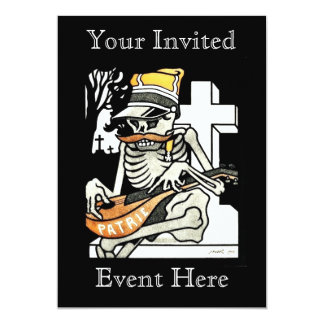 El jugar con la invitación muerta