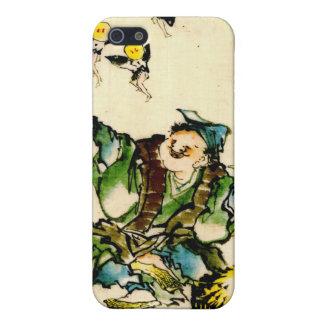 El jugar con los duendecillos 1840 iPhone 5 protector