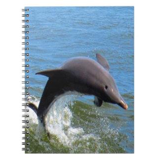 El jugar de Delfina Spiral Notebook