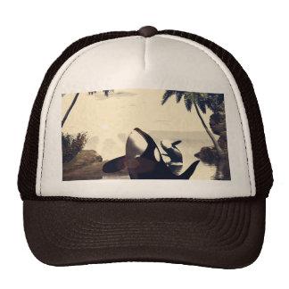 El jugar de la orca gorra