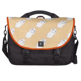 El jugar del fantasma del bebé bolsas para portatil