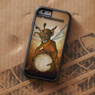 El jugar lindo del duendecillo funda de iPhone 6 tough xtreme