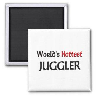 El juglar más caliente de los mundos imán cuadrado