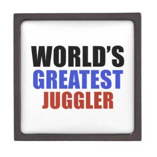 El JUGLAR más grande del mundo Caja De Joyas De Calidad