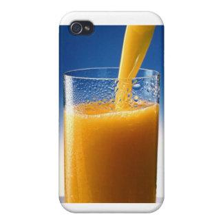 El jugo iPhone 4 carcasas