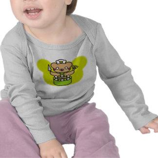 El juguete relleno del oso camiseta