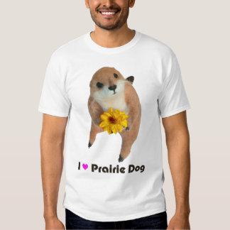 el juguete relleno del perro de las praderas camisas