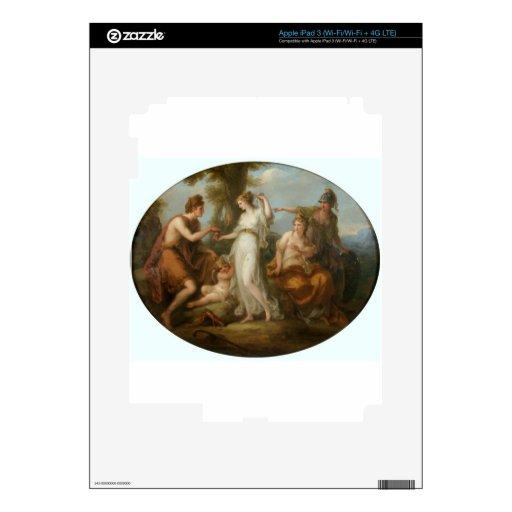El juicio de Paris Skins For iPad 3