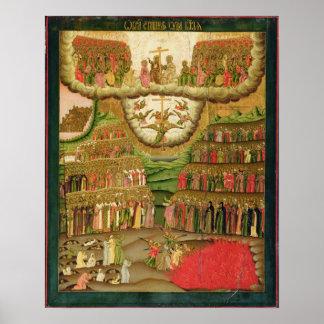 El juicio pasado, 1721 póster
