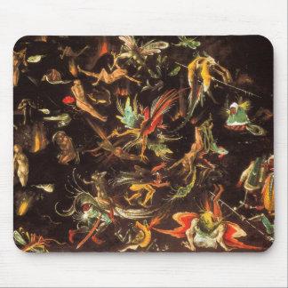 El juicio pasado de Hieronymus Bosch Tapetes De Raton