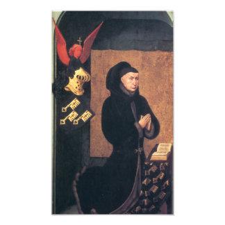 El juicio pasado (detalle) Rogier van der Weyden Fotografía