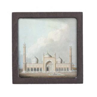 El Jummah Musjed, Delhi, placa XXIII de 'Oriente Caja De Regalo De Calidad