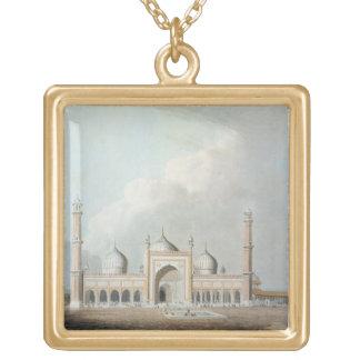 El Jummah Musjed, Delhi, placa XXIII de 'Oriente Colgante Cuadrado