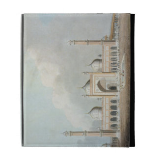 El Jummah Musjed, Delhi, placa XXIII de 'Oriente