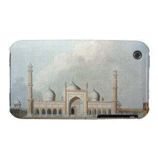 El Jummah Musjed, Delhi, placa XXIII de 'Oriente Case-Mate iPhone 3 Protectores